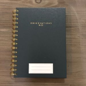 🦋3 for $25🦋 Observations notebook/journal